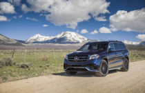 2018 Mercedes-Benz GLS-Class (Mercedes-AMG GLS 63)