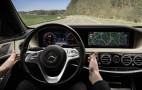 Mercedes outlines 3-pronged approach to self-driving cars