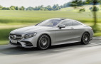 2018 Mercedes-Benz S-Class Coupe and Cabriolet revealed