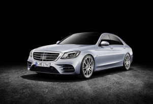Report: Mercedes planning electric S-Class-sized sedan to compete with Tesla Model S