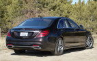The opulence of options: what $50K adds to the 2018 Mercedes-Benz S450 4Matic