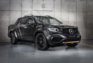 2018 Mercedes-Benz X-Class by Pickup Design