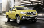 Mercedes-Benz open to V-8-powered X-Class pickup