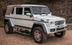 Final Mercedes-Maybach G650 sells for $1.42M at charity auction