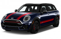 2018 MINI Clubman John Cooper Works ALL4 Angular Front Exterior View