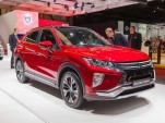 2018 Mitsubishi Eclipse Cross, 2017 Geneva auto show
