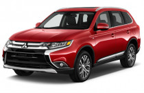 2018 Mitsubishi Outlander GT S-AWC Angular Front Exterior View