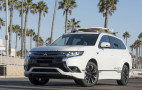 Mitsubishi Outlander PHEV, Tesla Model 3 set June sales records for plug-in cars