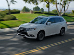 2018 Mitsubishi Outlander PHEV starts at $35,500; aggressive prices for plug-in hybrid SUV
