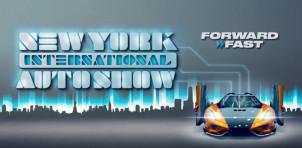2018 New York International Auto Show logo