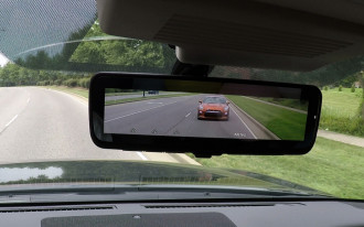 Nissan makes passengers invisible with new rearview mirror