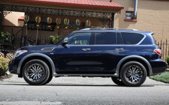 Luxo-loaded: 2018 Nissan Armada Platinum Reserve debuts with interior upgrades