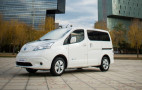 Nissan e-NV200 electric van gets longer-range battery; still no U.S. plans