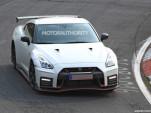 2018 Nissan GT-R Nismo spy shots - Image via S. Baldauf/SB-Medien
