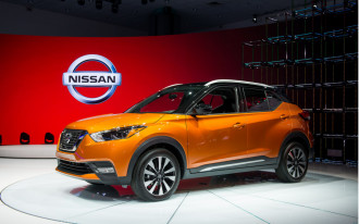 Crossover shoo-in: 2018 Nissan Kicks compact SUV comes to US