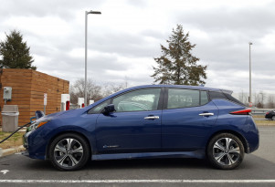 Plug-in electric-car sales for May: Nissan Leaf, Toyota Prius Prime lead