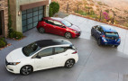 2018 Nissan Leaf debuts: 150 miles for $30,875, 200-plus miles in 2019