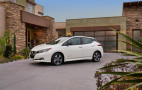 Finalist for Green Car Reports Best Car To  Buy 2018: Nissan Leaf