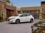 2018 Nissan Leaf preview