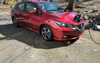 Nissan Leaf Pro-Pilot Assist and range-anxiety review