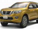 2018 Nissan NP300 Navara-based SUV leaked - Image via Burlappcar