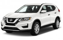 2018 Nissan Rogue AWD S Angular Front Exterior View