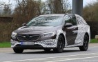 2018 Opel Insignia Country Tourer spy shots