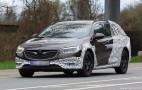 2018 Opel Insignia Country Tourer spy shots