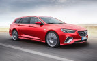 Wagons ho! Opel Insignia GSi Sports Tourer revealed