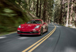 2018 Porsche 718 Cayman GTS first drive review: fighting for attention