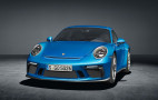 Porsche added 911 GT3 Touring package as reaction to 911 R flippers