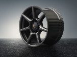 Carbon fiber wheel for Porsche 911 Turbo S Exclusive Series