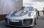 Meet the most powerful road-going 911 ever: the 2018 Porsche 911 GT2 RS