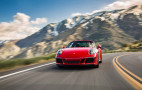 Porsche not ready to abandon the steering wheel