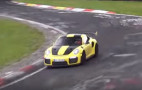 Did Porsche's 911 GT2 RS just set a sub-7:00 'Ring time?