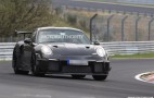Porsche 911 GT2 RS specs surface, sub-7:00 'Ring time mooted