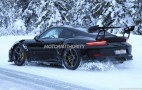 2019 BMW X4, 2019 Mercedes-Benz C-Class, 2018 Porsche 911 GT3 RS: Car News Headlines