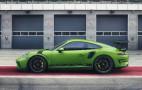 2018 Porsche 911 GT3 RS leaked