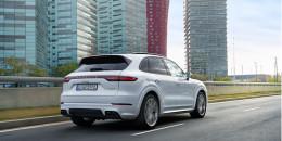 2019 Porsche Cayenne E-Hybrid: the subtly earthy type