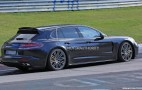 2018 Porsche Panamera Shooting Brake spy shots