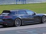2018 Porsche Panamera Shooting Brake spy shots - Image via S. Baldauf/SB-Medien