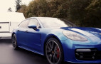 Porsche owns the 'Ring record for towing