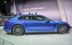 Porsche goes practical(ish) with 2018 Panamera Sport Turismo