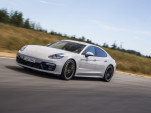 2018 Porsche Panamera Turbo S E-Hybrid first drive review: the 918 Spyder distilled