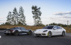 Porsche says it won't build hybrids with manual transmissions