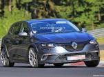 2018 Renault Mégane RS test mule spy shots - Image via S. Baldauf/SB-Medien