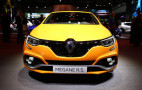2018 Renault Mégane RS makes debut, spicier Trophy model already confirmed