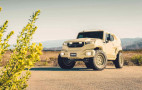 Rezvani Tank Military Edition is an armored fortress with available Hellcat power