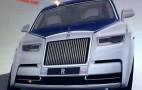 New Rolls-Royce Phantom leaked ahead of July 27 debut