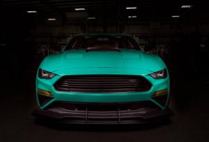 2018 Roush Mustang 729, 2017 SEMA show